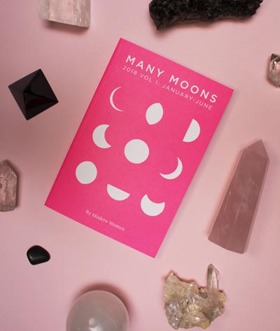 Many Moons Workbooks by Modern Women | Sarah Gottesdiener