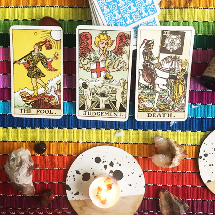 How the heck to read your Tarot Cards if you haven't a clue by Sarah Faith Gottesdiener | Modern Women | Los Angeles Tarot Reader | Los Angeles Tarot Reading