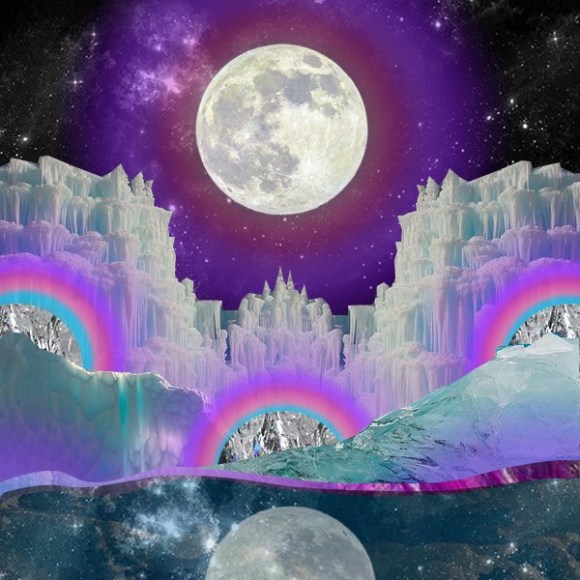 December 2019 Full Moon Tarotscopes Original Artwork and Tarotscopes by Sarah Faith Gottesdiener Modern Women Visual Magic Many Moons