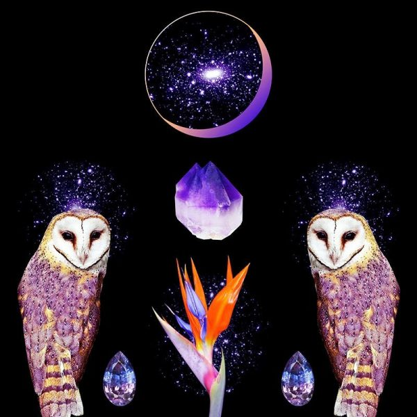 May 2020 New Moon by Sarah Faith Gottesdiener Modern Women Many Moons Visual Magic